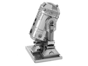 3D Puzzle How to assemble Star Wars R2D2 Metal Model 3D puzzle  Replacement
