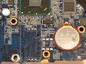 BIOS battery