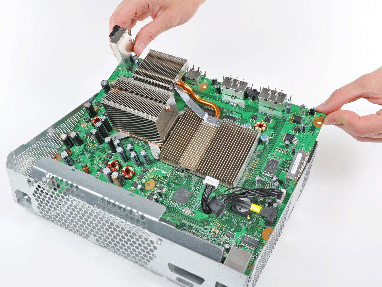 Fix strip out heatsink xbox