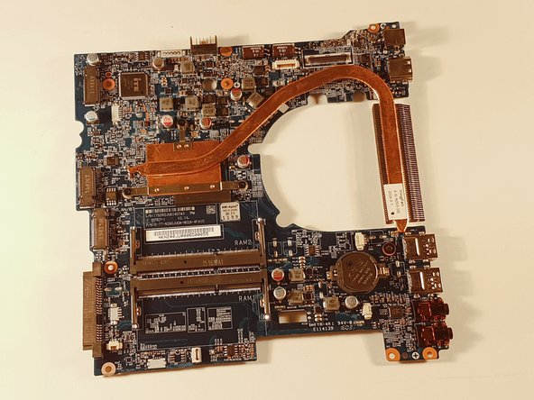 why! N240JU Mainboard Replacement