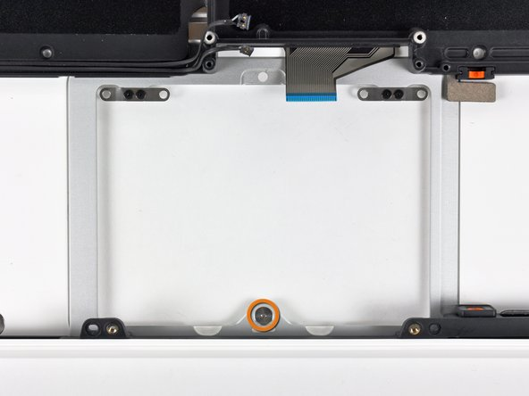 Use the following steps to install the old trackpad into your new upper case.