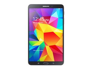 Samsung Galaxy Tab S 8.4 Troubleshooting