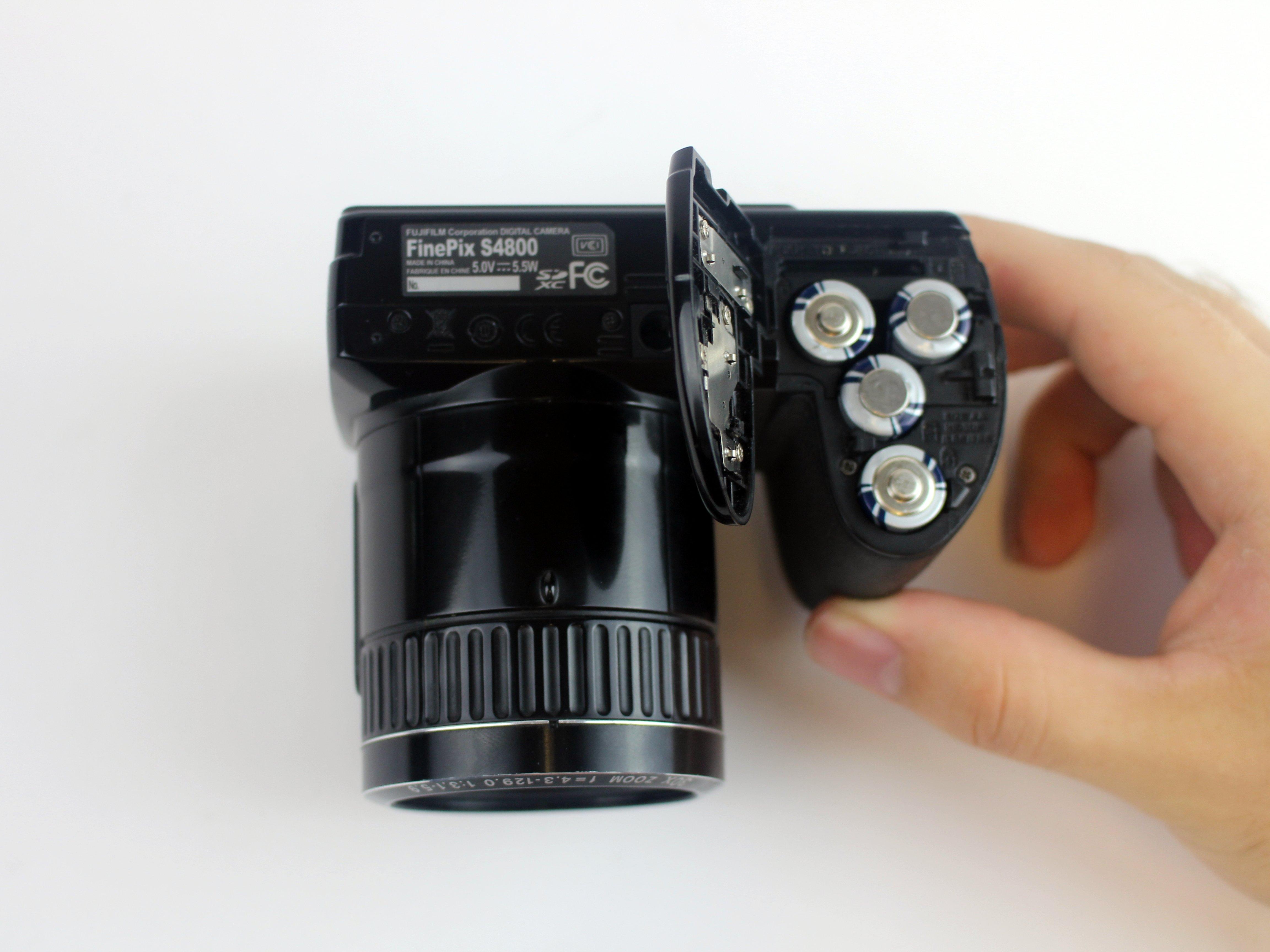 fuji finepix 4800 zoom digital camera service manual