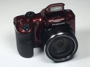 Samsung WB1100F Troubleshooting
