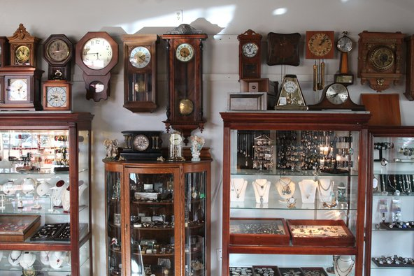 Watchmaker workshop
