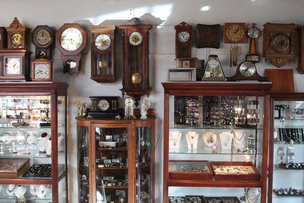 Watchmaker workshop