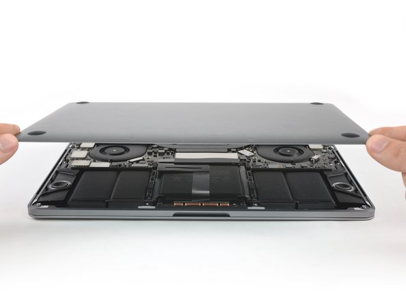 "MacBook Pro 13"" Touch Bar Late 2016 Lower Case Replacement"