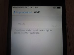How to Fix iPhone 4S Wi-Fi Grayed Out