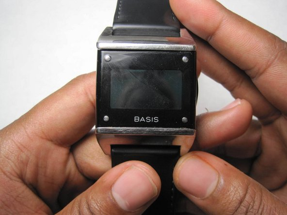 Basis B1 Band Watch Strap Replacement