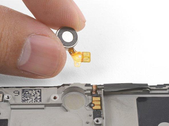 OnePlus 5 Vibrationsmotor tauschen