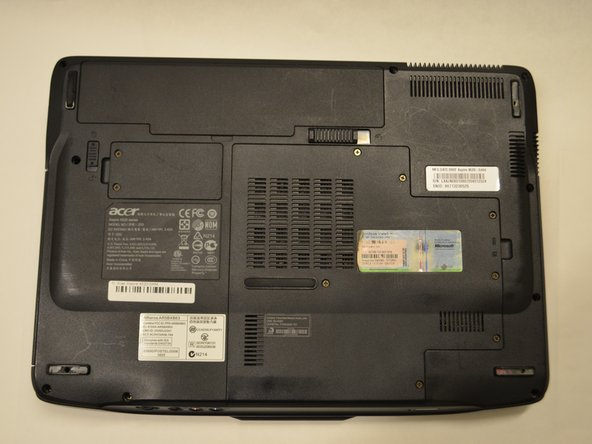 Acer Aspire 4520-5464 Battery Replacement