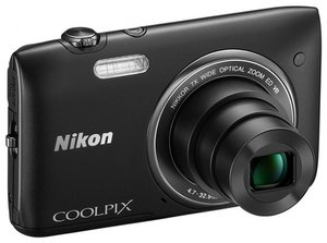 Nikon Coolpix S3500 Repair