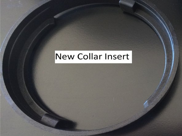 There are 2 types of collars for the BES900/XL and the BES920/XL, they are both identical except the internal rim inside the collars vary in thickness, the one in the newer BES920/XL machines have the thicker rim which assists in the portafilter contacting the seal much sooner than the BES900/XL creating a tighter seal.