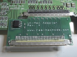 UniMac V4 Adapter Kit