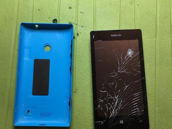Nokia Lumia 520 Touchscreen  Replacement