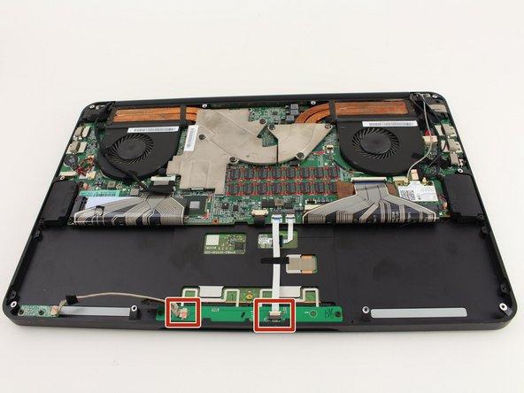 Razer Blade RZ09-0130 2015 Trackpad Button Replacement