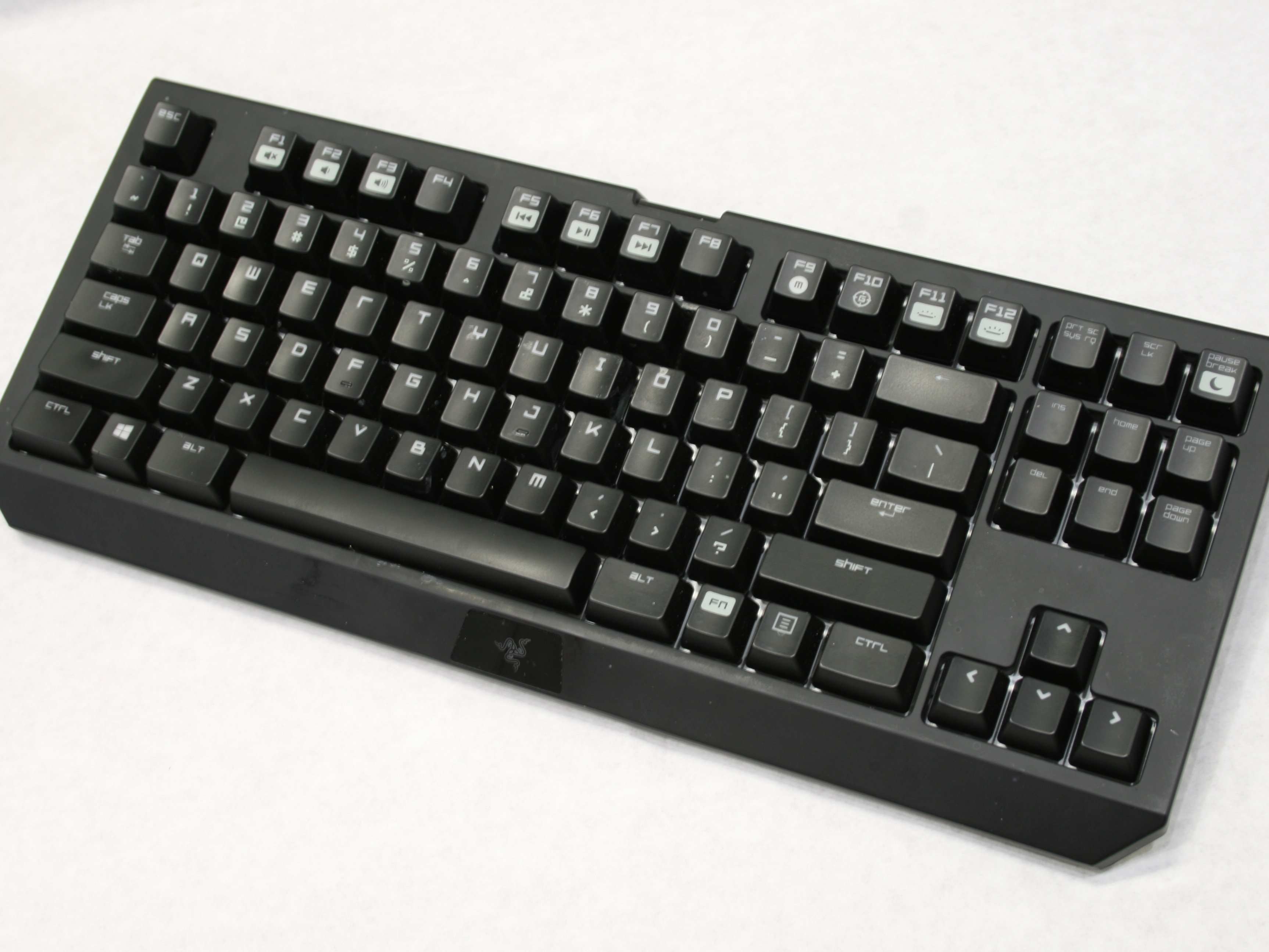 95c36632881 Razer Blackwidow Tournament Edition Keyboard Metal Bar on Keys Replacement