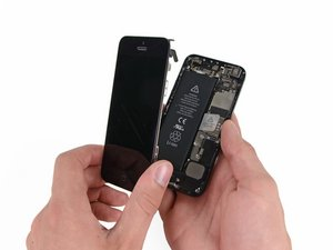 iPhone 5 Display tauschen