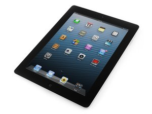 iPad 4th Gen Wi-Fi