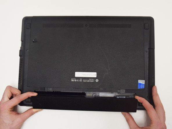 HP ProBook 4540s Battery Replacement
