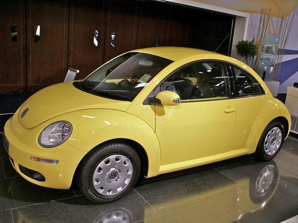 volkswagen  beetle repair ifixit
