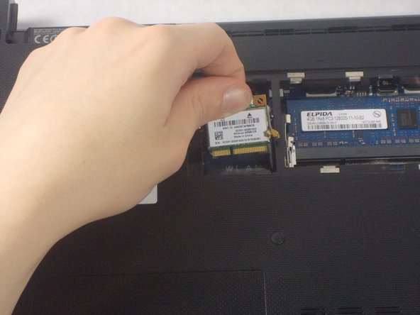 Asus A53U-ES21 Wireless Card Replacement