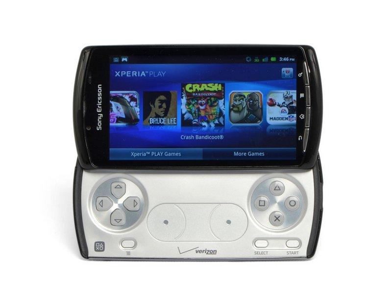Sony Ericsson Xperia Play Repair - iFixit