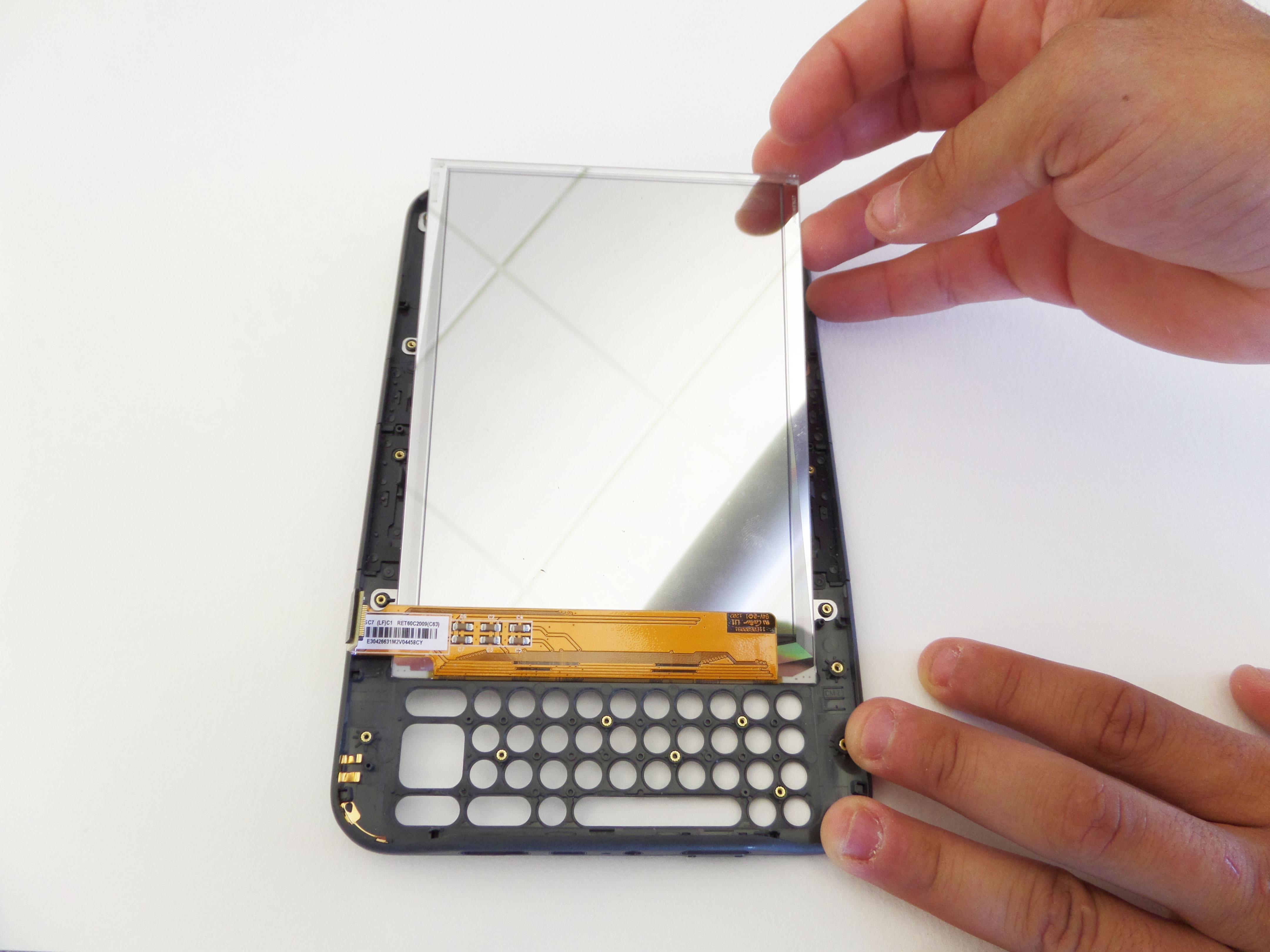 Kindle 3 Repair - iFixit