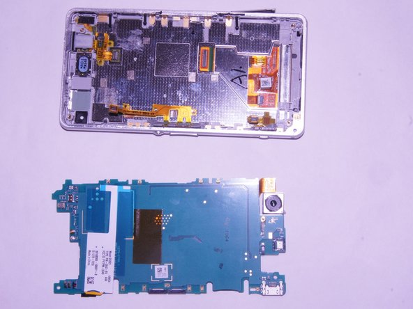 Sony Xperia Z1 Compact Motherboard Replacement