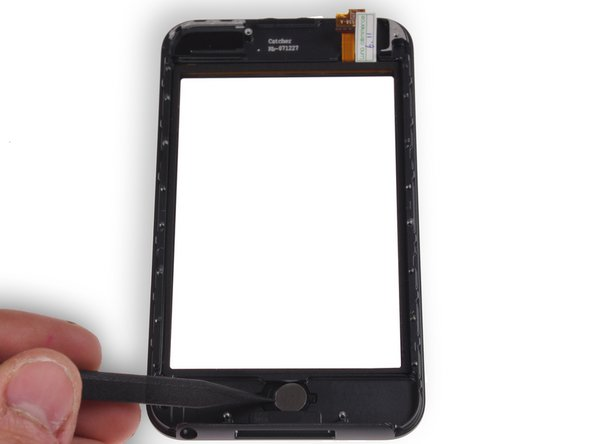 iPod Touch 1st Generation Front Panel Assembly Replacement