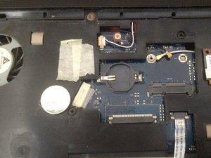 Remplacement de la pile du BIOS/CMOS