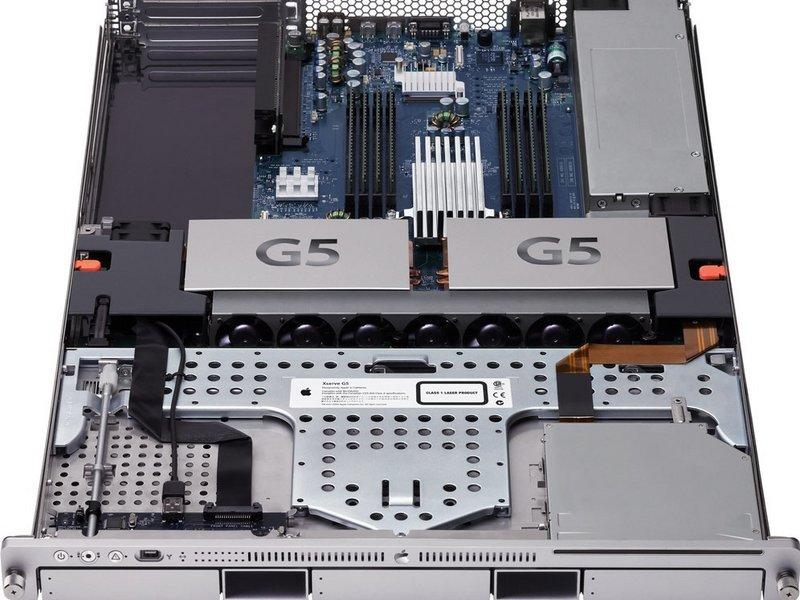Apple Xserve G5 Repair - iFixi...