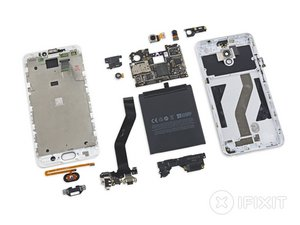 Meizu MX6 Teardown