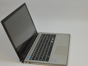 Toshiba Satellite P50W-C Repair