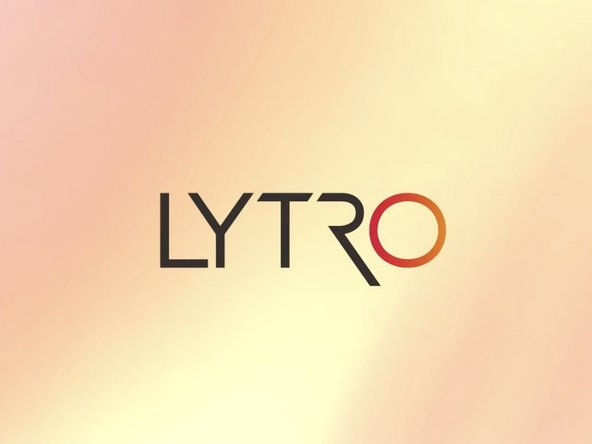 Lytro has closed its doors, and can no longer service your camera if you break it further during this repair. They also cannot provide replacement parts to other camera repair shops.