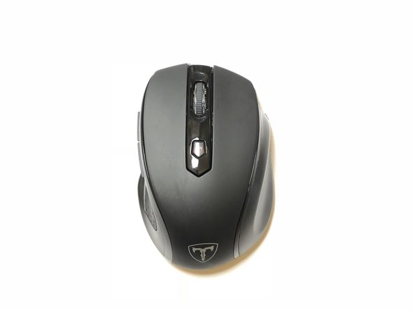The VicTsing MM057 2.4G Wireless Mouse.