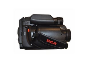 RCA Small Wonders Camcorder CC176 Repair