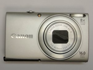 Canon PowerShot A4000 IS HD Troubleshooting
