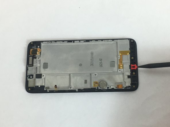 Huawei SnapTo G-620 Microphone Replacement