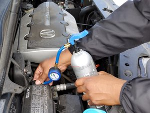 How to Recharge Your 2006 Acura MDX A/C Using Refrigerant