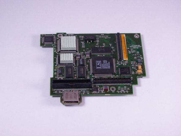 Macintosh PowerBook 165c Daughterboard Replacement