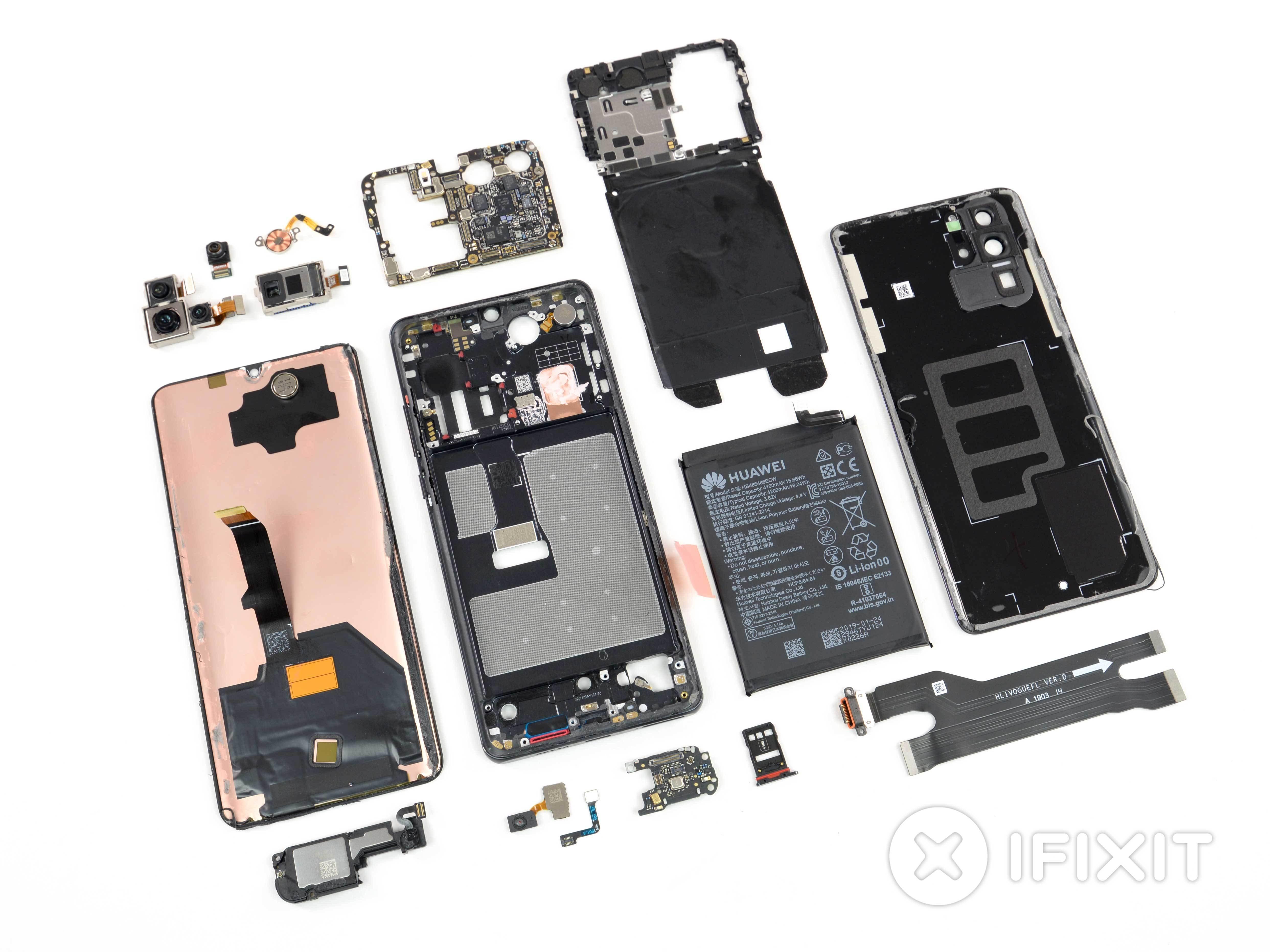 Huawei P30 Pro Teardown - iFixit