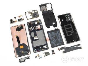 Huawei P30 Proの分解