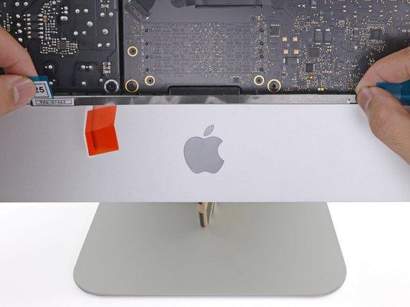 iMac Intel 27インチ Retina 5K Display 2019 接着ストリップの交換