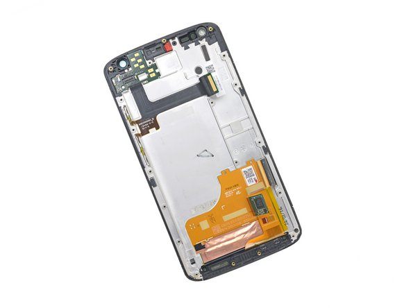 Motorola Droid Turbo 2 LCD Screen and Digitizer Assembly