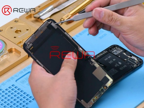 Why the Display Repair Warning for iPhone 11 series appears? The system will verify the touch module data during start up. Since the touch module is located on the back of the screen, screen replacement can result in a mismatch between the touch module data and the phone.