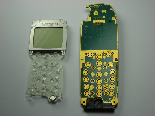 Nokia 6310i Screen Replacement
