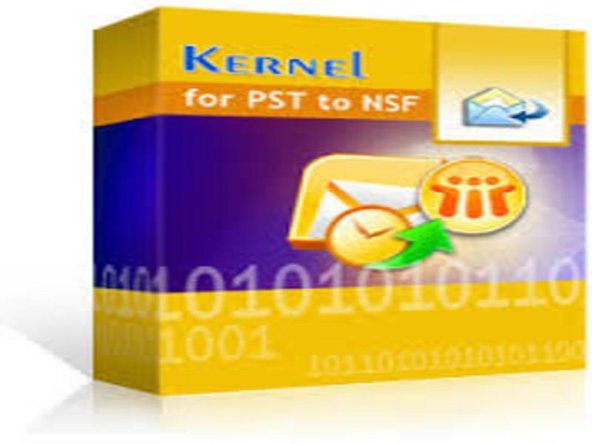Migrating from Outlook to Lotus Notes With PST to NSF Converter Main Image