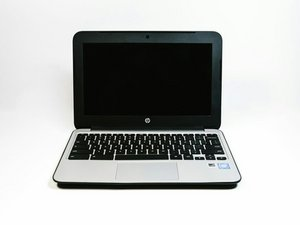 HP Chromebook 11 G4 Repair