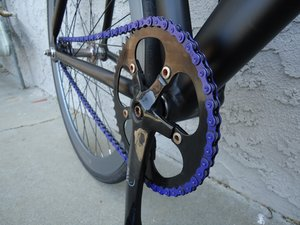 Chainring